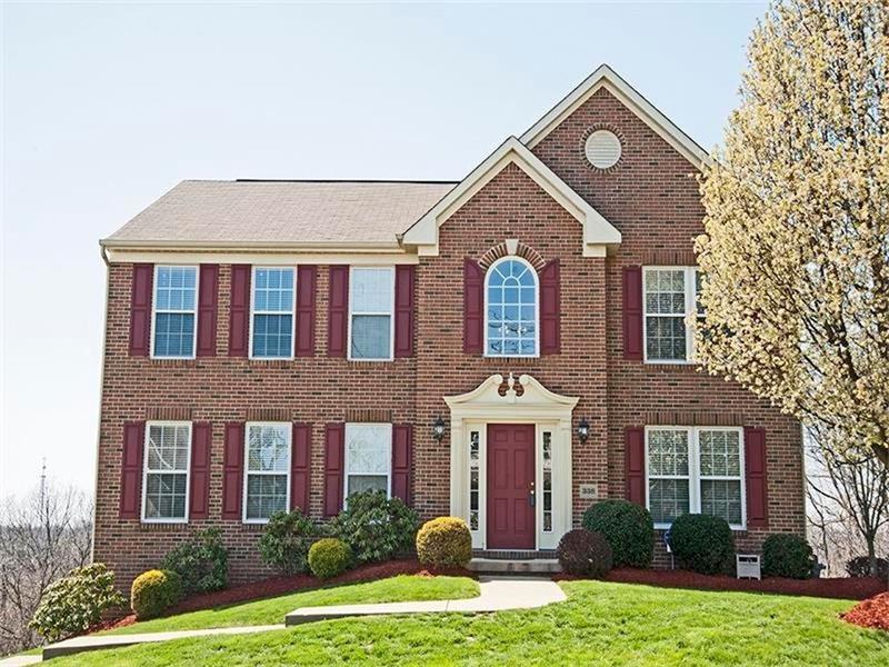 338 Buffalo Ridge Rd, Canonsburg, PA 15317