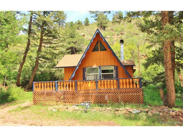 11160 Belvidere Avenue, Green Mountain Falls, CO 80819