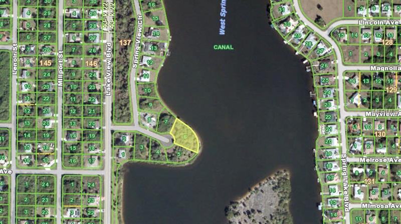 241 SPRINGVIEW CIRCLE NW, PORT CHARLOTTE, FL 33948