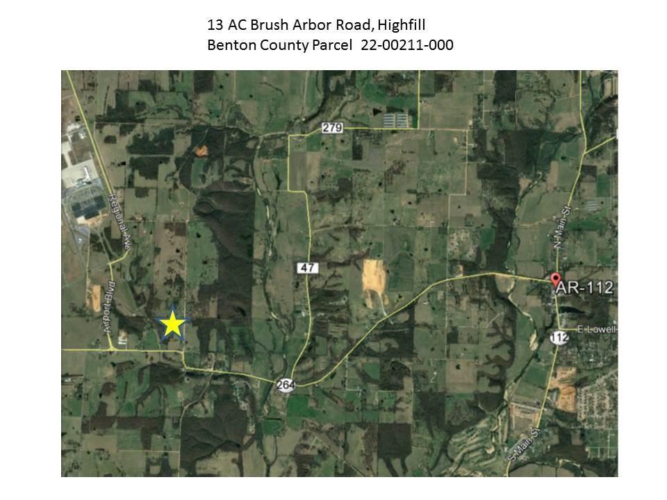 13 AC Brush Arbor RD, Highfill, AR 72761
