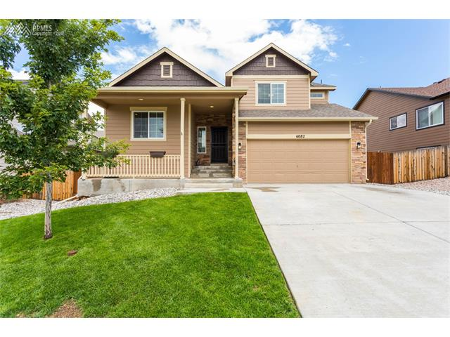 6082 San Mateo Drive, Colorado Springs, CO 80911