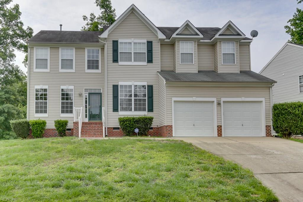 204 WOODBURNE LN, Newport News, VA 23602