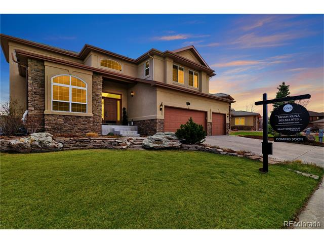 6030 Topaz Vista Place, Castle Pines, CO 80108