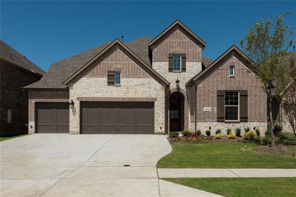 2133 Grafton Lane, McKinney, TX 75071