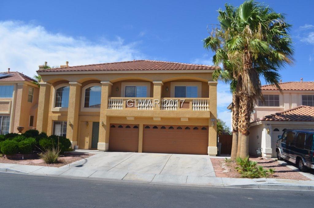 474 FIDDLEHEAD Avenue, Las Vegas, NV 89183