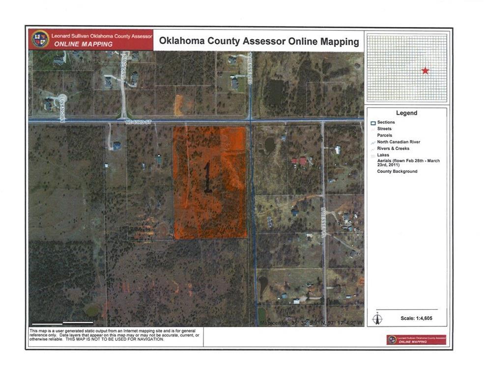 13708 NE 63rd St Tract 1, Choctaw, OK 73020