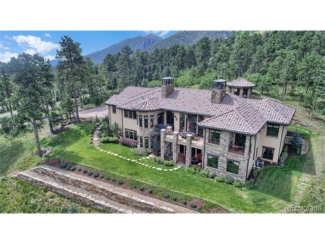 5010 Chipita Pines Drive, Cascade, CO 80809