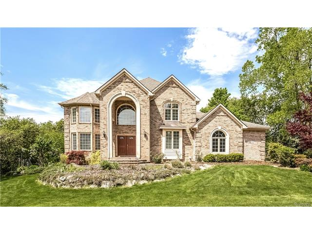 30795 BRUCE Lane, Franklin Vlg, MI 48025