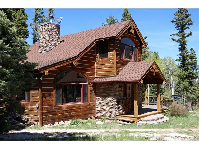 63 Horn View Road, Westcliffe, CO 81252