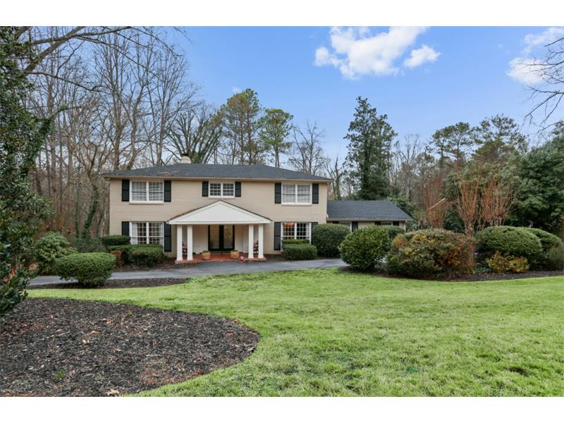 2824 NW Ridge Valley Road, Atlanta, GA 30327