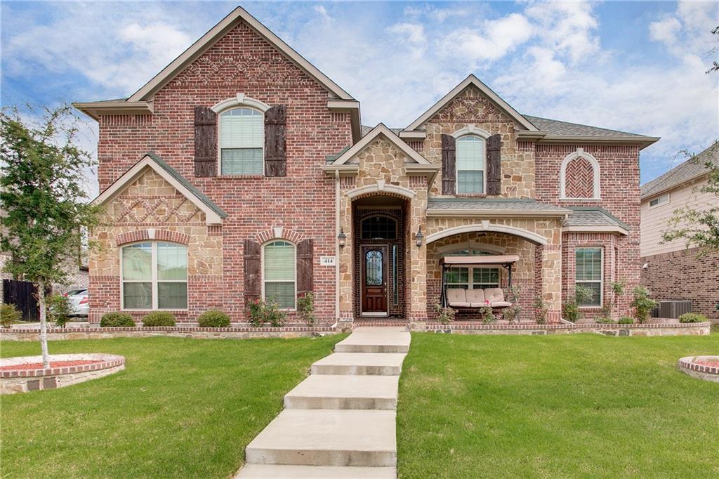 414 WINDWARD Drive, Murphy, TX 75094