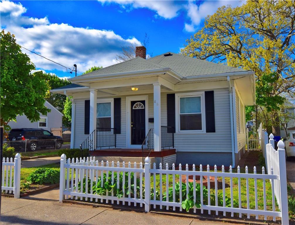 86 Bucklin ST, Pawtucket, RI 02861