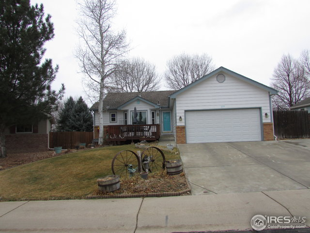 110 Phyllis Ave, Johnstown, CO 80534