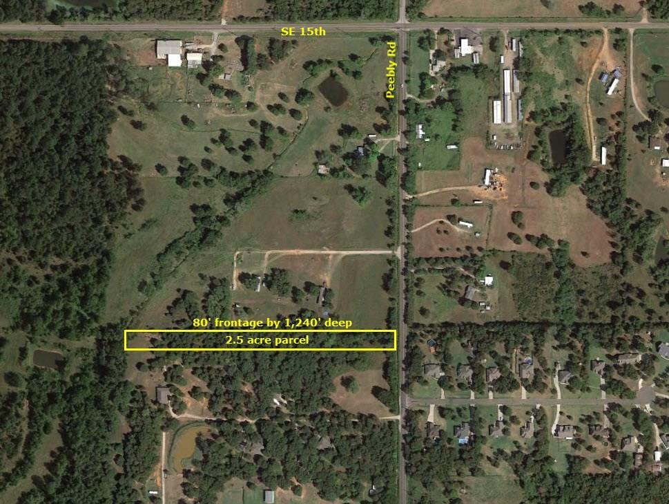 1901 S Peebly, Choctaw, OK 73020