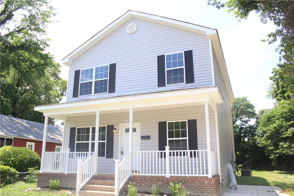 521 WASHINGTON ST, Hampton, VA 23669