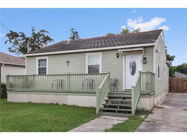 4943 WESTERN Street, New Orleans, LA 70122