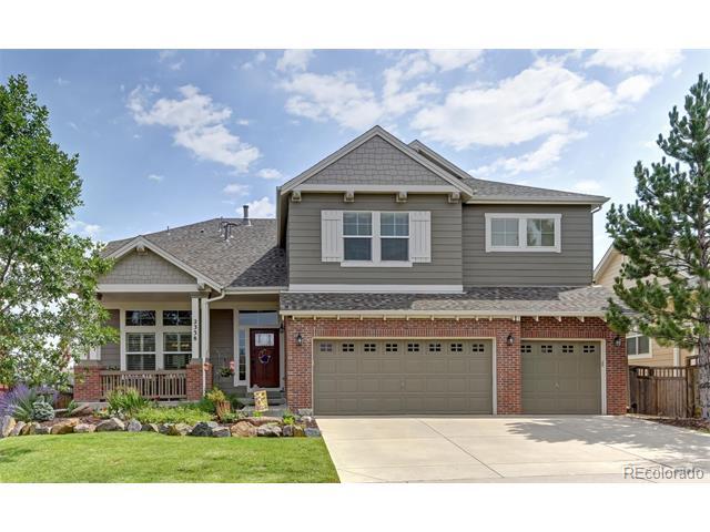 2338 Woodhouse Lane, Castle Rock, CO 80109
