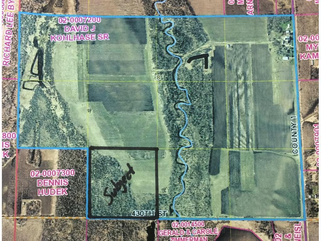 xxx 430th St, Bertha Twp, MN 56437