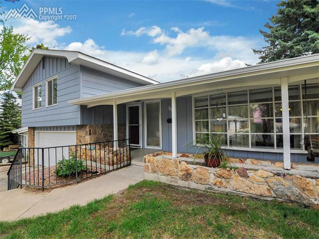 1327 Eagle View Drive, Colorado Springs, CO 80909