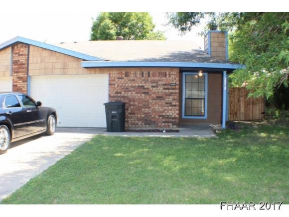 2218 Spicewood, Killeen, TX 76543