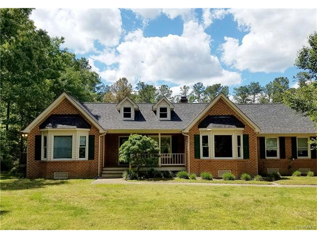 1332 Butler Branch Road, South Prince George, VA 23805