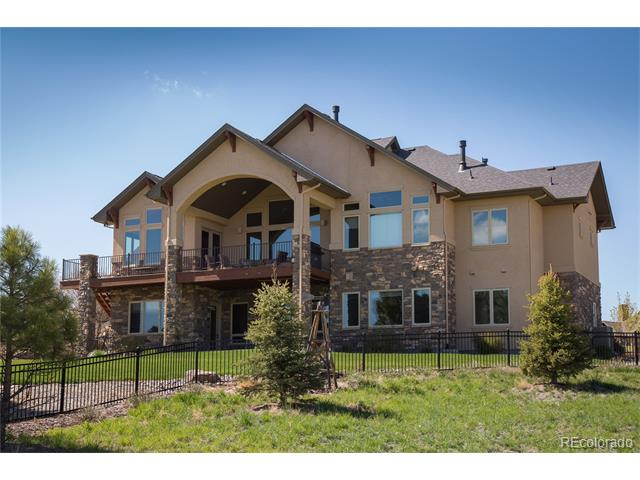 9346 Hidden Pines Court, Parker, CO 80134