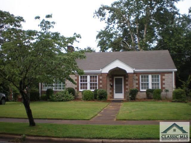153 Milledge Heights, Athens, GA 30606