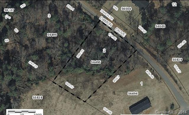 105 Damon Drive Lot #2, Shelby, NC 28150