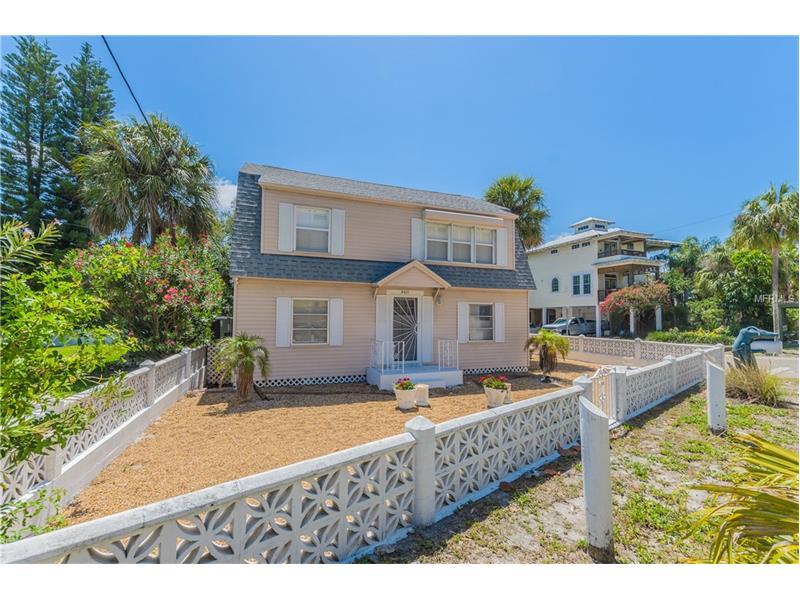 8601 W GULF BOULEVARD, TREASURE ISLAND, FL 33706