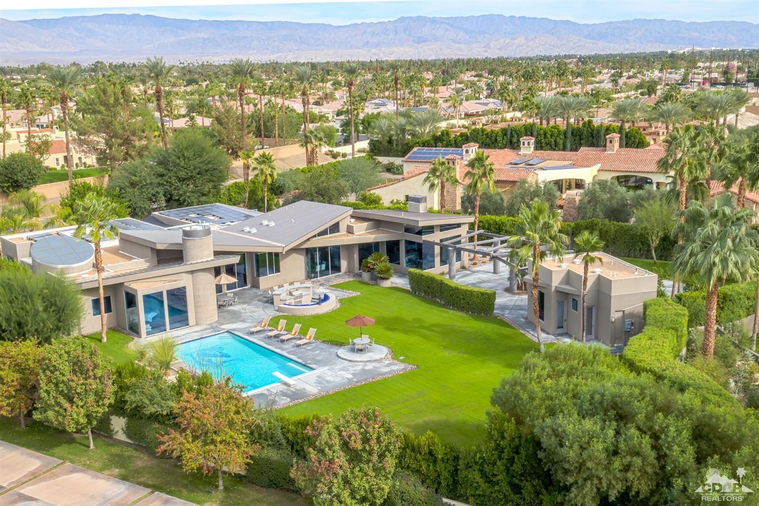 10 Strauss Terrace, Rancho Mirage, CA 92270