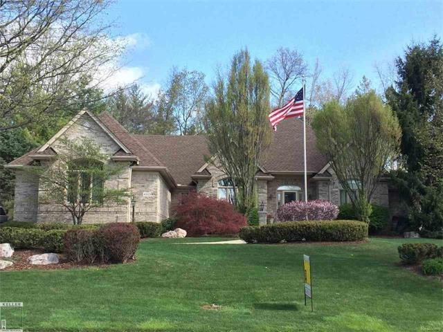 4923 Brookside Ln, WASHINGTON TWP, MI 48094