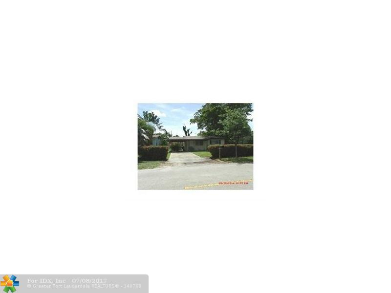 1704 NW 7th Ter, Fort Lauderdale, FL 33311