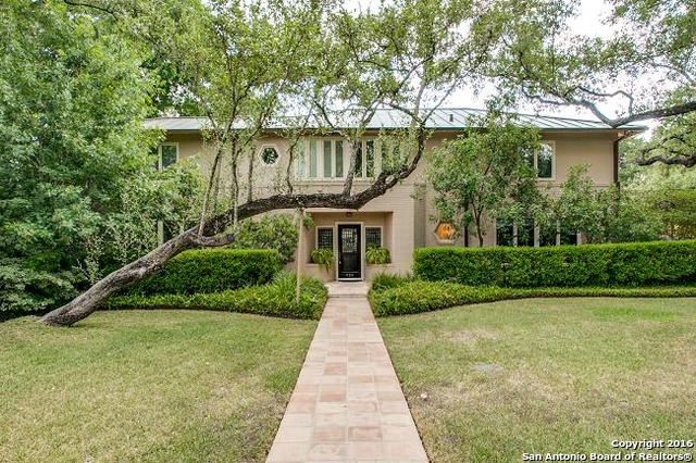 624 LAMONT AVE, Alamo Heights, TX 78209