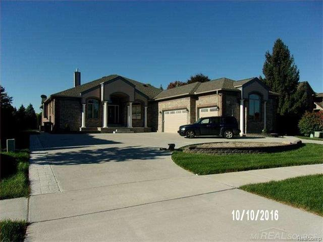 13790 PATTERSON, SHELBY TWP, MI 48315
