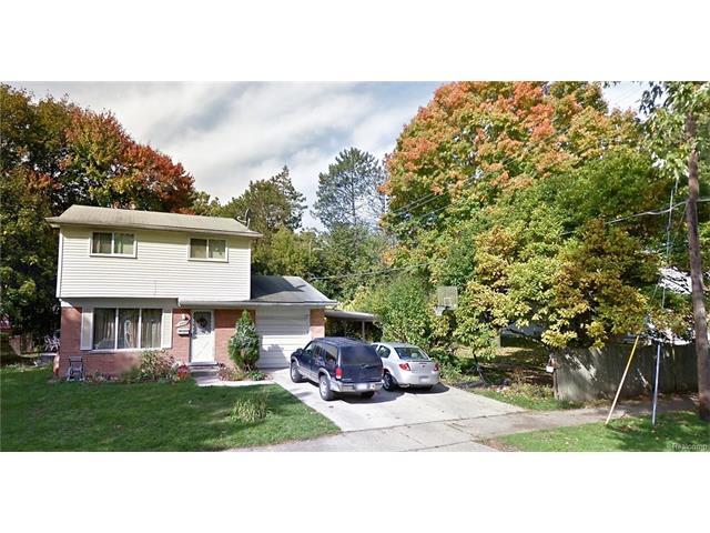 23227 MONTCLAIR ST, Farmington Hills, MI 48336