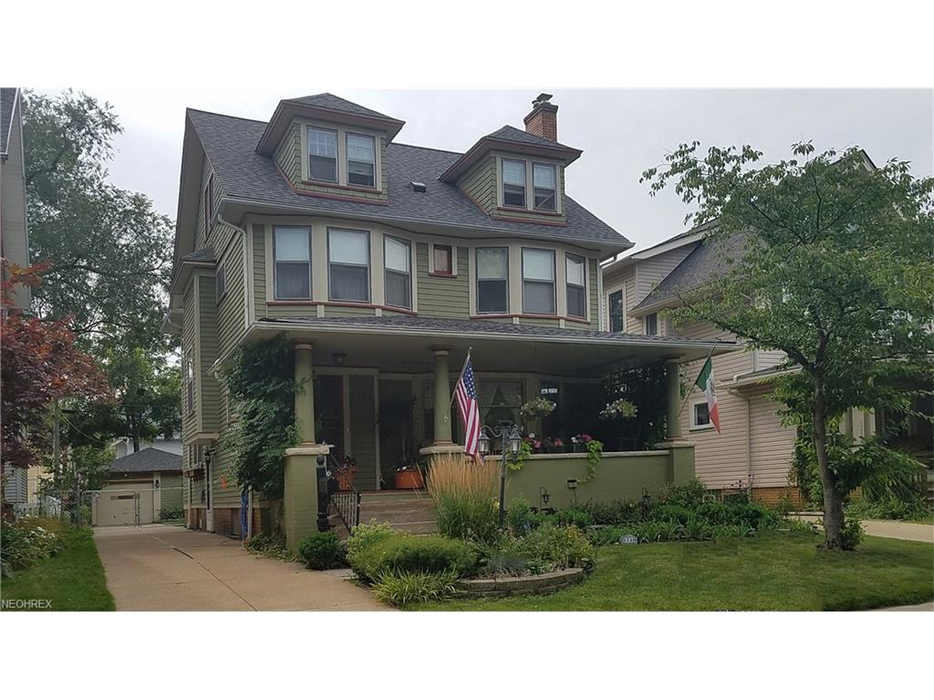 1240 Andrews Ave, Lakewood, OH 44107