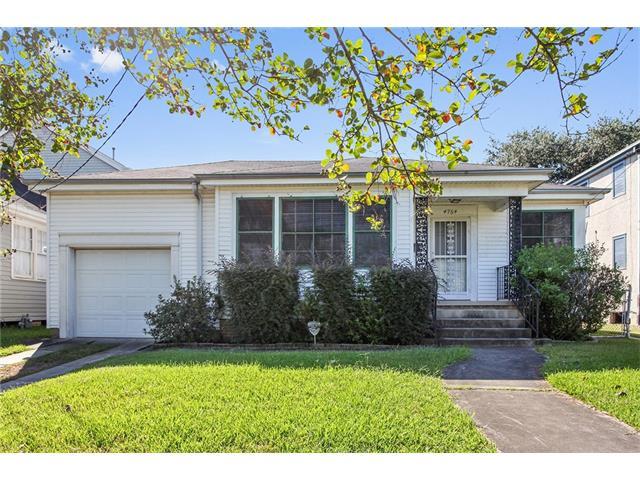 4764 LAFAYE Street, New Orleans, LA 70122