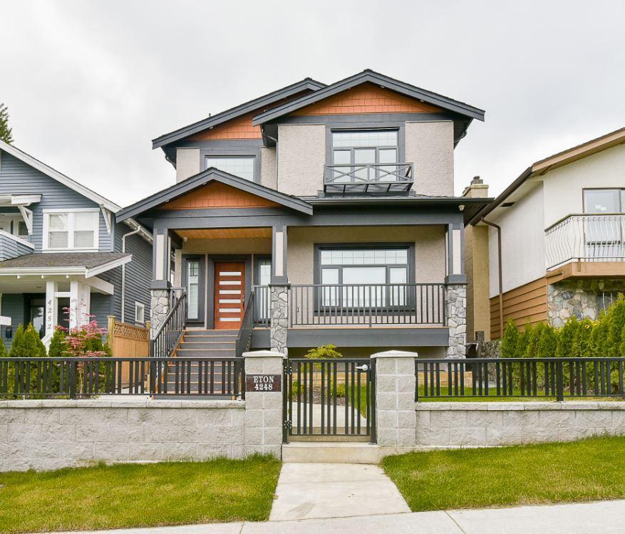 4248 ETON STREET, Burnaby, BC V5C 1K3