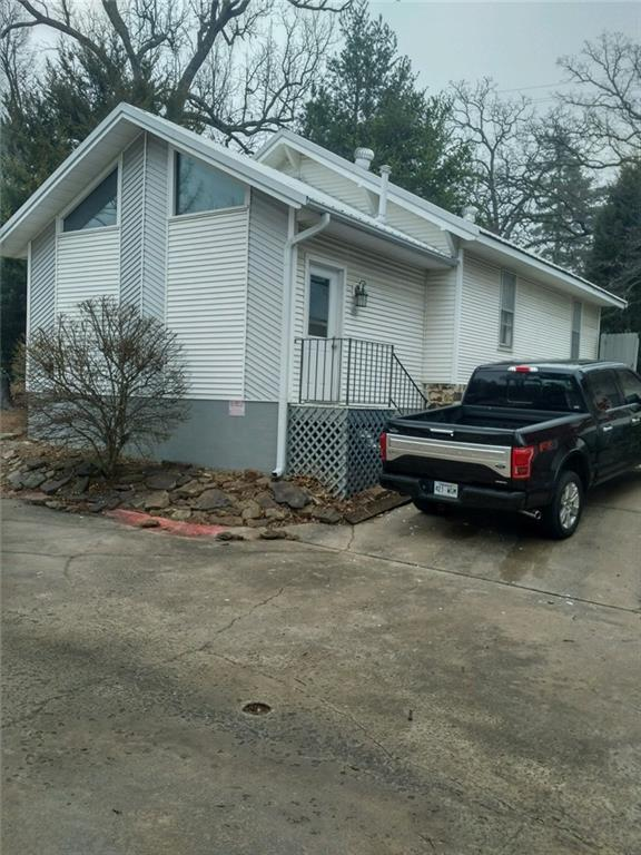 601 W Adams ST, Fayetteville, AR 72703