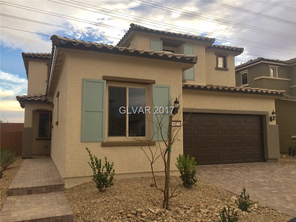 8023 ESPARZA Court, Las Vegas, NV 89113