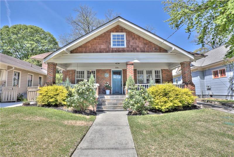 306 NE Elmira Place, Atlanta, GA 30307