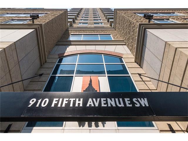 910 5 Avenue SW 1708, Calgary, AB T2P 0C3