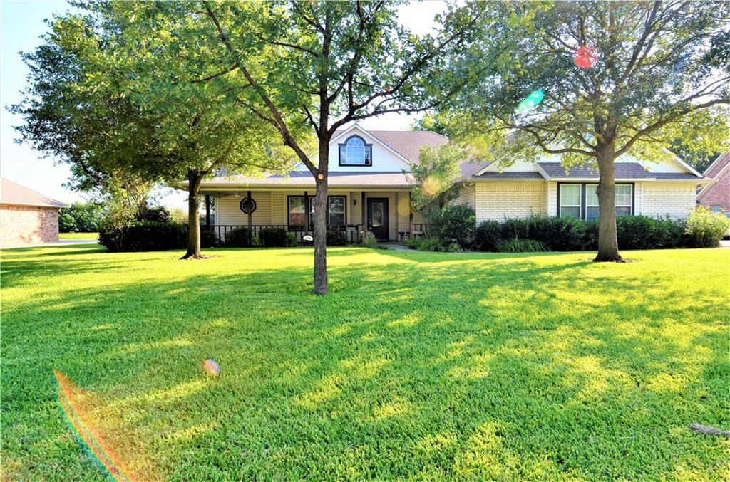 1504 Overlook Drive, Kaufman, TX 75142
