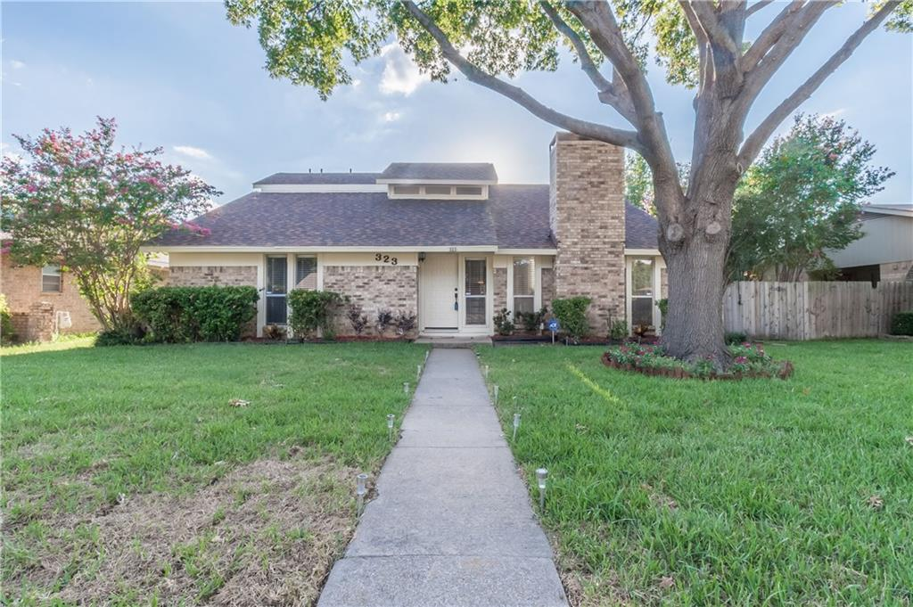 323 Edgewood Drive, Coppell, TX 75019