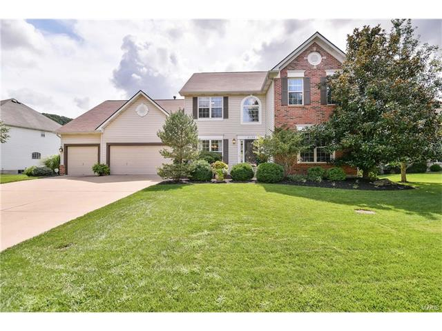 2136 Wildwood Meadows Court, Chesterfield, MO 63005