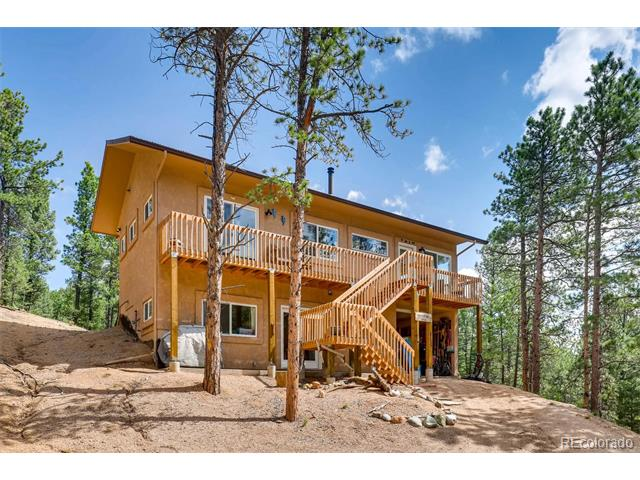 103 Spruce Drive, Woodland Park, CO 80863
