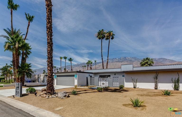 477 N Juanita Drive, Palm Springs, CA 92262
