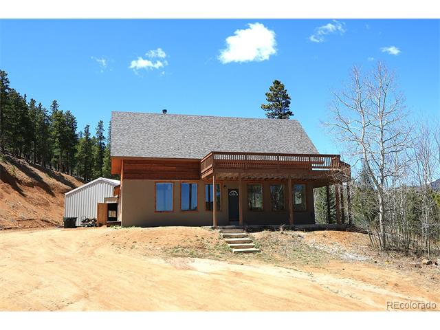 430 Rock Road, Bailey, CO 80421