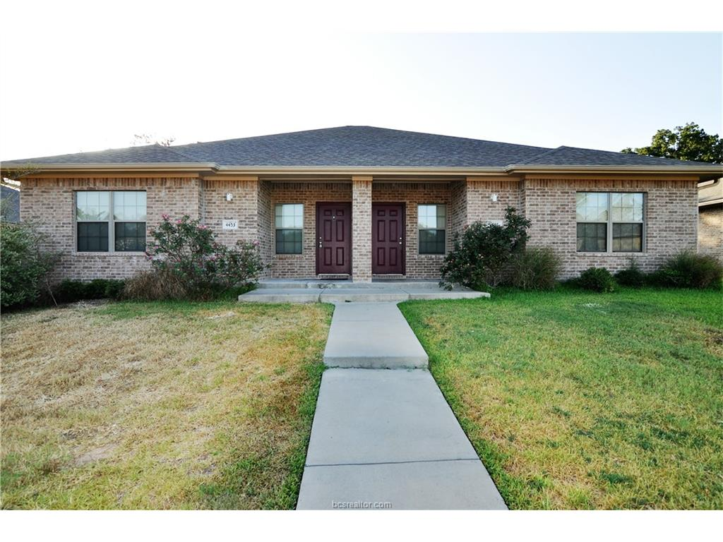 4453 REVEILLE Road, College Station, TX 77845