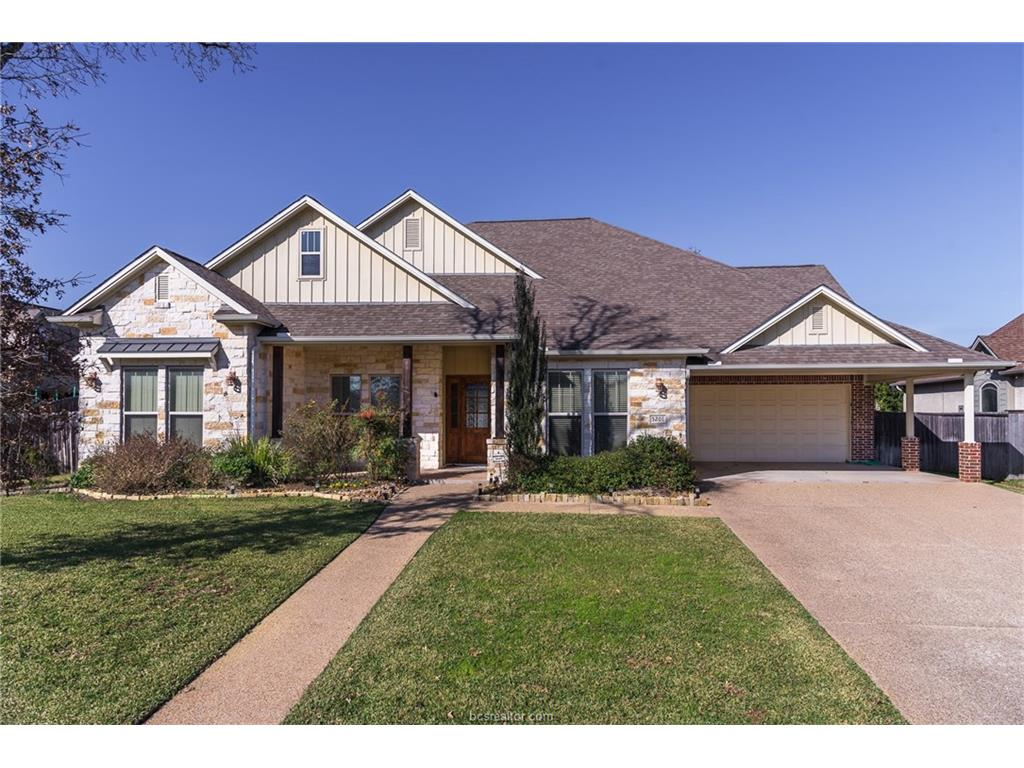 5201 Cascades Drive, College Station, TX 77845